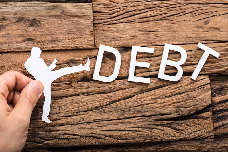 bad business debt