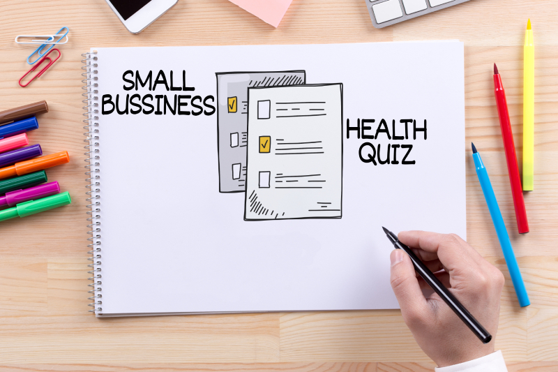 My Charlotte Small Business Health Quiz (Part 1)