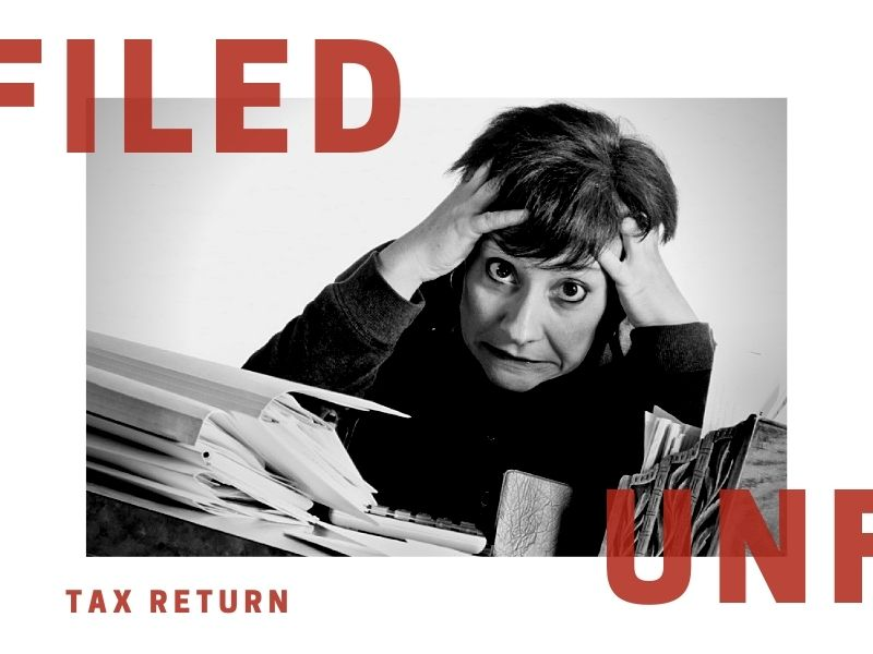 The Problem with Unfiled Tax Returns for Charlotte taxpayers