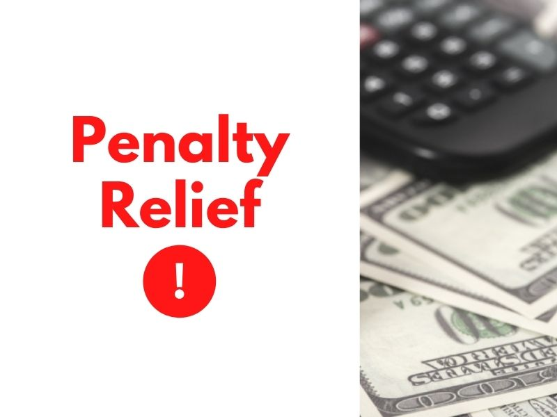 How the IRS Adds Insult to Injury for Charlotte Taxpayers & How to Get Penalty Relief